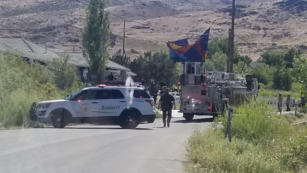 Reno child dies after bounce house blown into power lines | WGXA