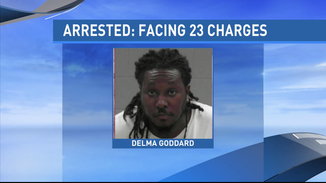 UPDATE: Man convicted on 23 charges in Baldwin Co  drug bust   WGXA