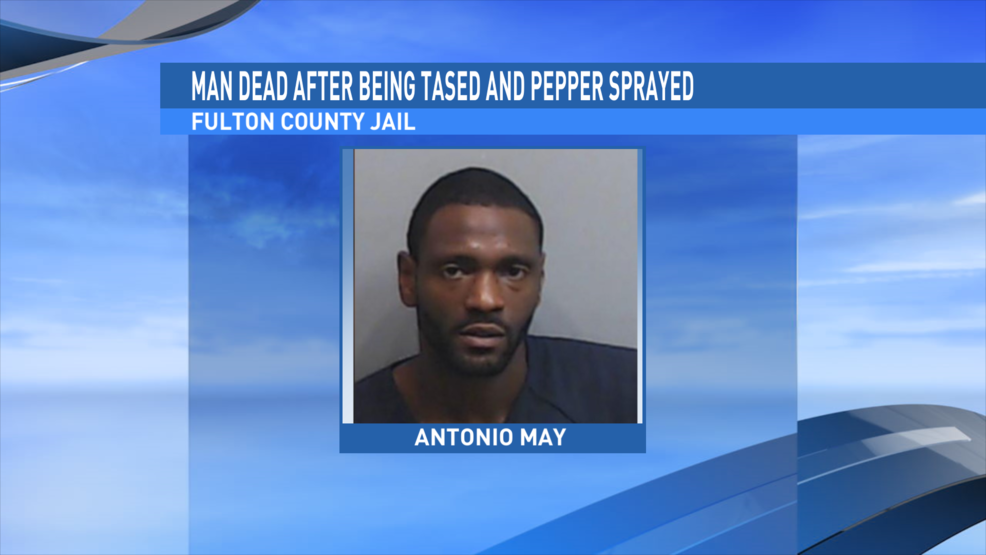 Macon man dead after being tased and pepper sprayed at