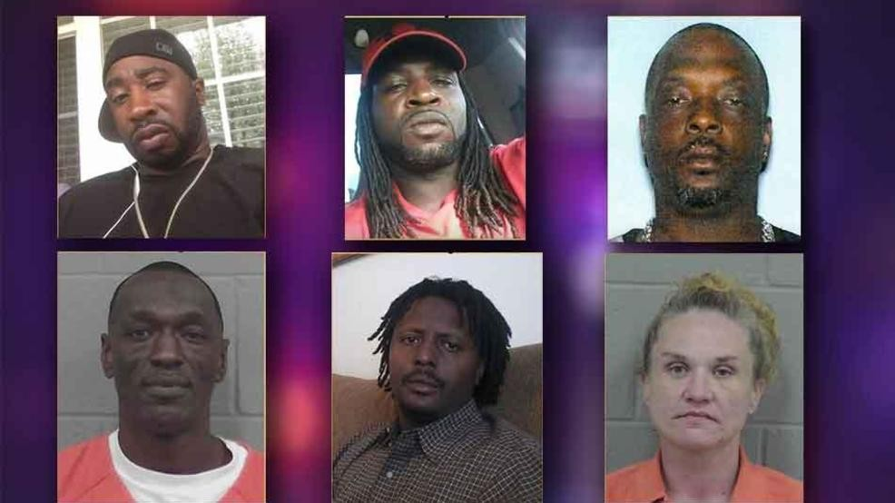 6 wanted by Butts Co  deputies on drug charges | WGXA
