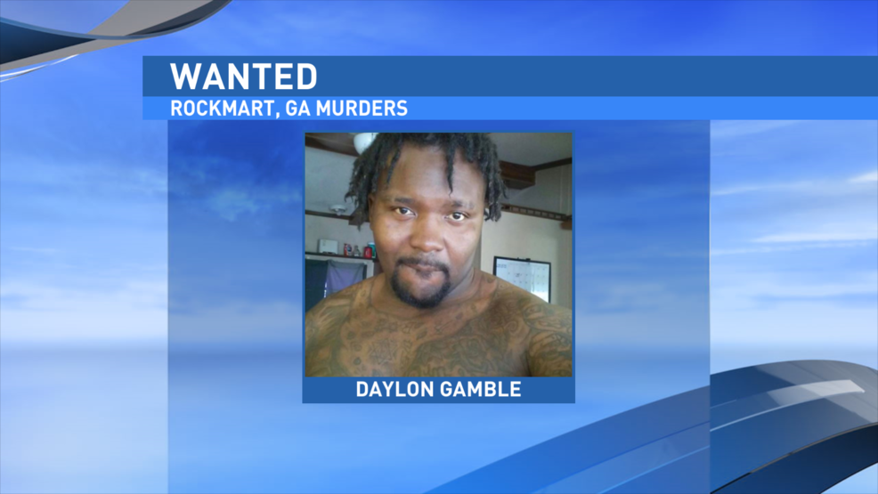 GBI seeking 'armed and dangerous' suspect in 4 Georgia homicides | WGXA
