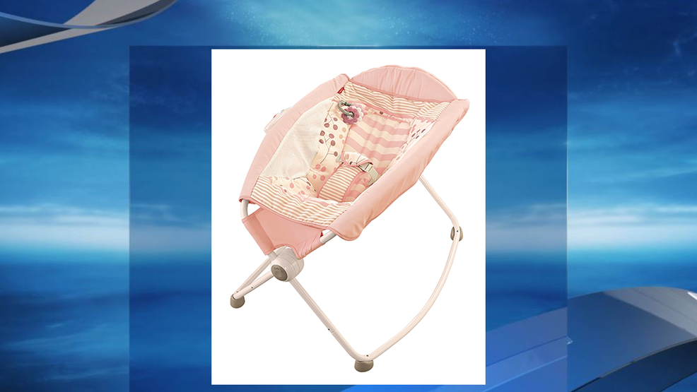 Fisher Price Recalls Rock N Play Sleepers Due To Reports Of Infant Deaths Wgxa