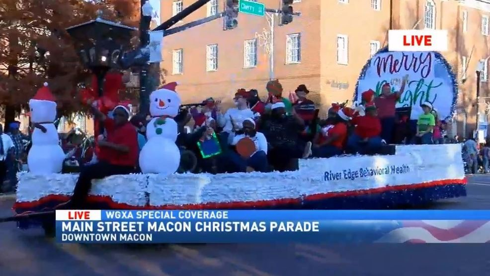 Macon Bibb Announces Winners From Christmas Parade