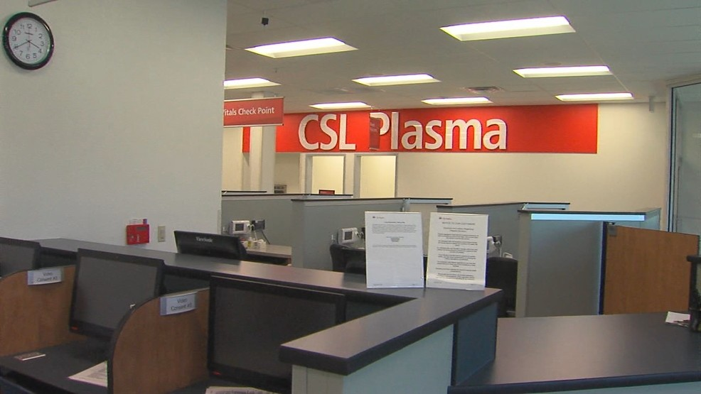 Macon welcomes new plasma donation center | WGXA