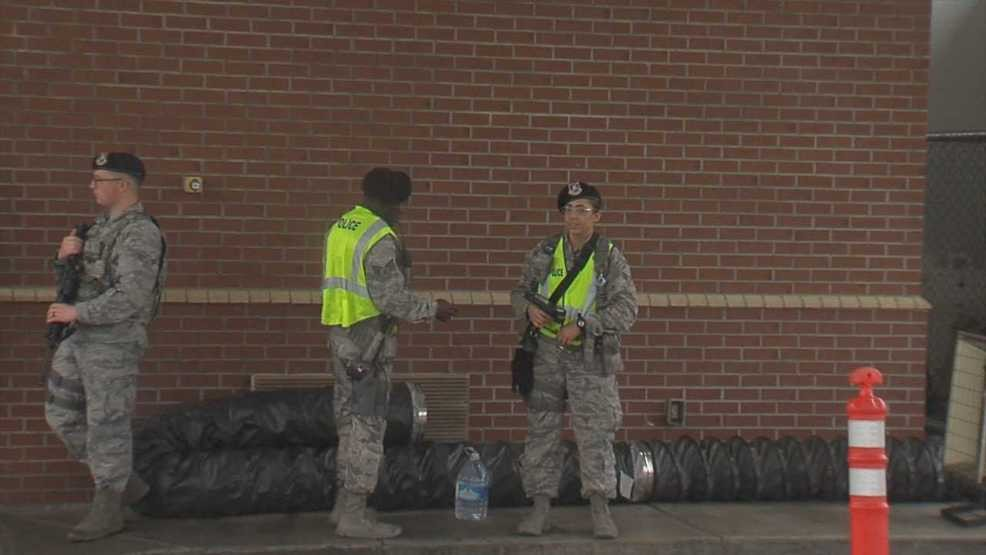 What's it take to keep Robins AFB safe and secure? | WGXA