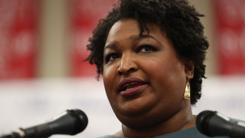 Stacey Abrams Endorses Candidates In 7 Us Senate Contests Wgxa